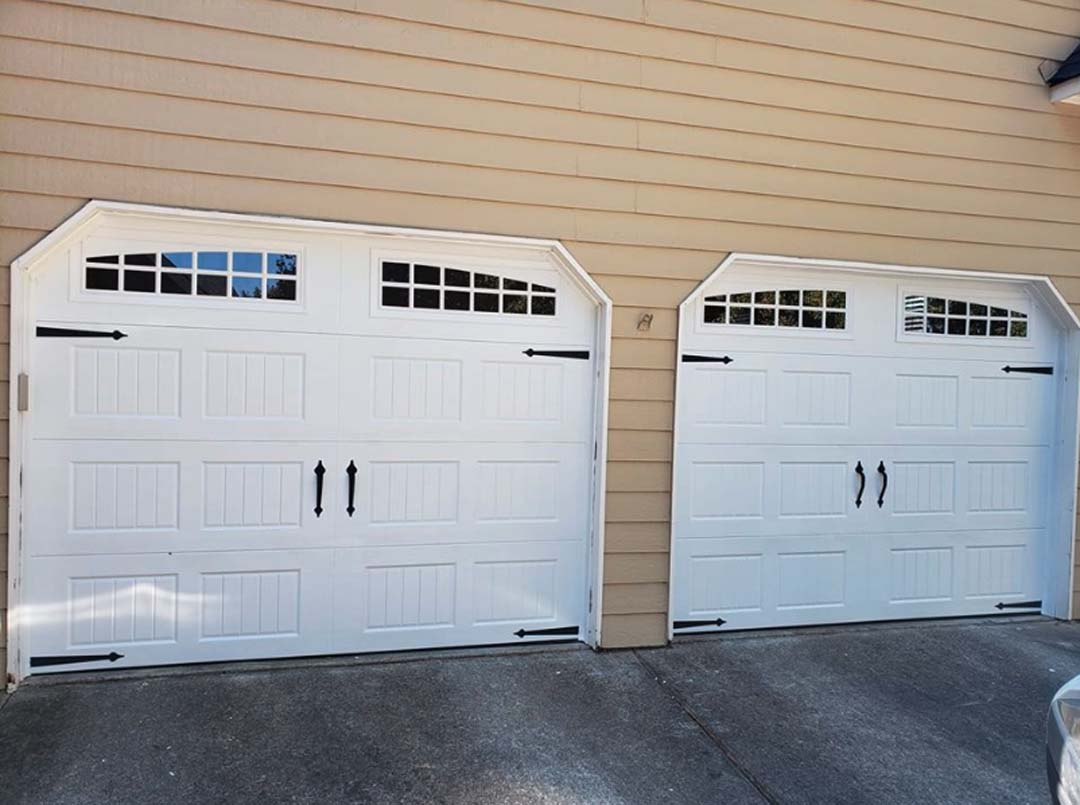 Benefits of working with us for your garage door installation